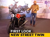 Video : 2019 Triumph Street Twin First Look