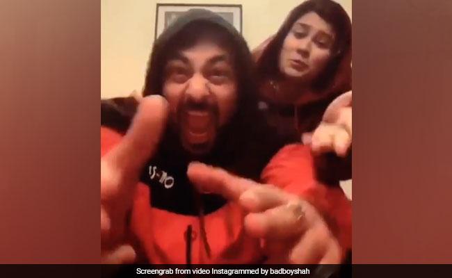 बादशाह ने की आमिर खान की नकल, बोले, 'गोली से भून दूंगा मैं सबको...'- देखें VIDEO