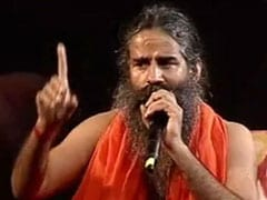 Unlike Nehru, Indira, Gandhis No Longer Do Yoga, So Out Of Power: Ramdev