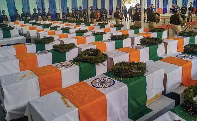 Madhya Pradesh Village Mourns Soldier Killed In Pulwama Terror Attack