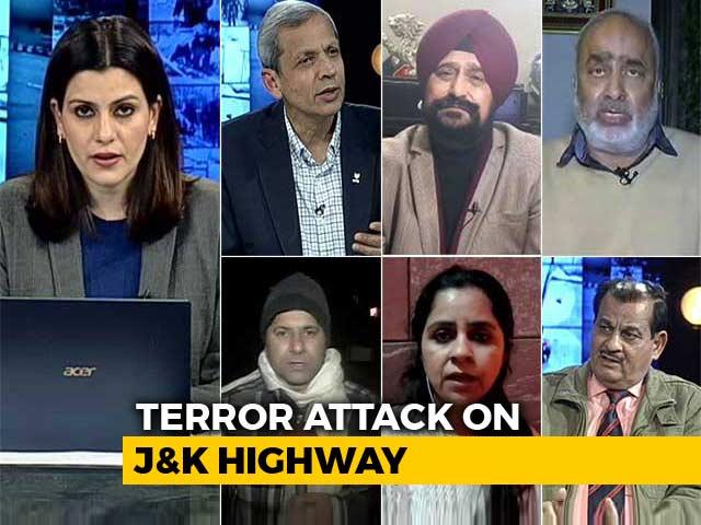 Video : Kashmir's Worst Terror Attack Since 2001