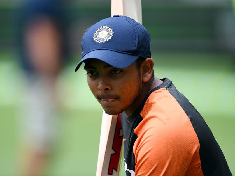 Prithvi Shaw Set For Cricket Return, Ajinkya Rahane To Lead Mumbai In Syed Mushtaq Ali Trophy