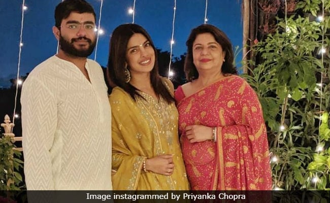 Priyanka Chopra and Nick Jonas are back in India