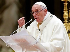 Church Should Acknowledge Male Authoritarianism, Abuse Of Women: Pope