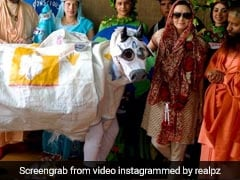 प्रीति जिंटा ने गाय से पूछा सवाल, मिला ऐसा जवाब Video हो गया वायरल