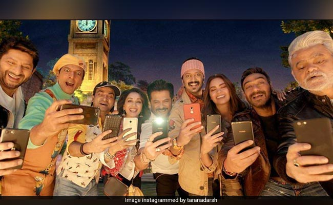 Total Dhamaal Box Office Collection Day 3: Ajay Devgn-Led Film 'Hits Ball Out Of Park' With Over Rs 62 Crore