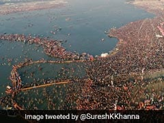 Rescue Official Who Saved Drowning Man In Kumbh Mela Dies In Hospital