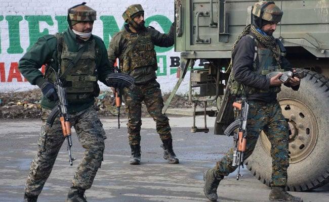 Brigadier, Injured In Pulwama Encounter, Cut Leave Short To Lead Jawans