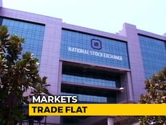 Video: Sensex, Nifty Move In A Narrow Range