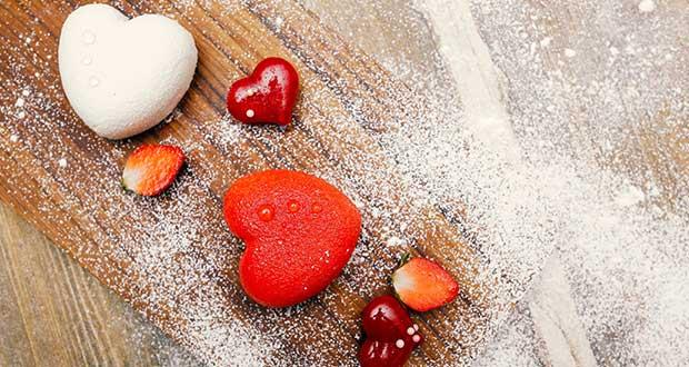 Strawberry Mascarpone Entremet