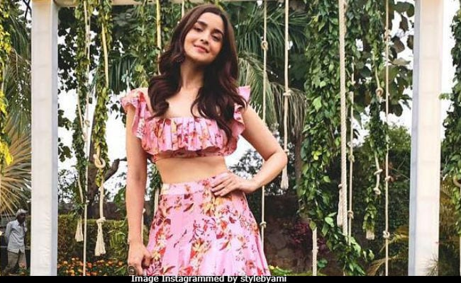 Bridesmaid Alia Bhatt's Crush-Worthy Lehengas At BFF's Wedding Come With These Price Tags