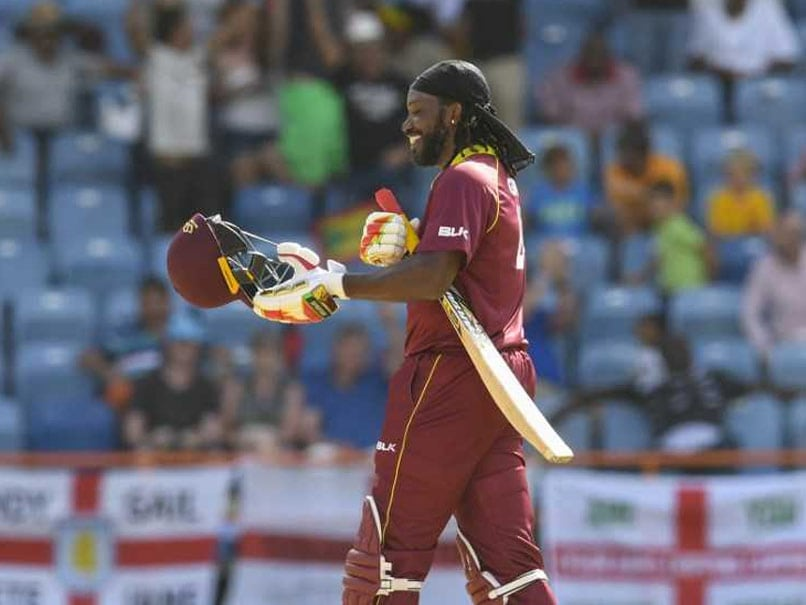 """""""Could I Un-Retire?"""" Chris Gayle Ponders After Record-Breaking Innings"""