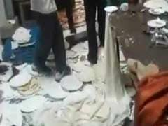 Upset Over Food, Guests At Delhi Wedding Beat Up Hotel Staff. Watch