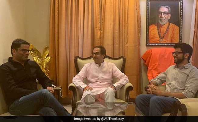 After Prashant Kishor-Thackerays Meet, Optimism For Alliance With BJP