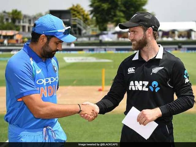 """""""Taught Us A Few Lessons"""": Kane Williamson Heaps Praise On Team India After 1-4 Series Loss"""