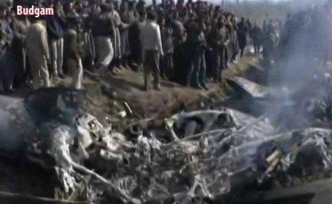 जम्मू कश्मीर: बडगाम में क्रैश हुए मिग-21 लड़ाकू विमान में IAF के 6 अधिकारी समेत 7 की मौत
