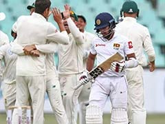 1st Test, Day 3: South Africa Ahead Against SL After Burst Of Wickets