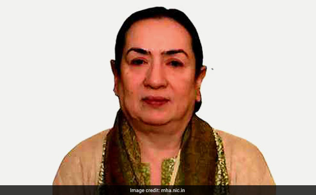 Bumped Out In Race For CBI Chief, She Is Now Bengal's Security Advisor