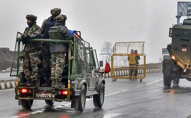 Rajasthan Announces Rs 25 Lakh Compensation For Families Of CRPF Jawans