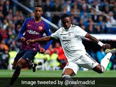 Real Madrid's Vinicius Jr Earns First Brazil Squad Call-Up