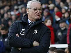 Claudio Ranieri Axed By Premier League Strugglers Fulham