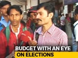 Video : In Railway Budget 2019, Mumbaikars Hopeful For AC Locals, Timely-Running Trains