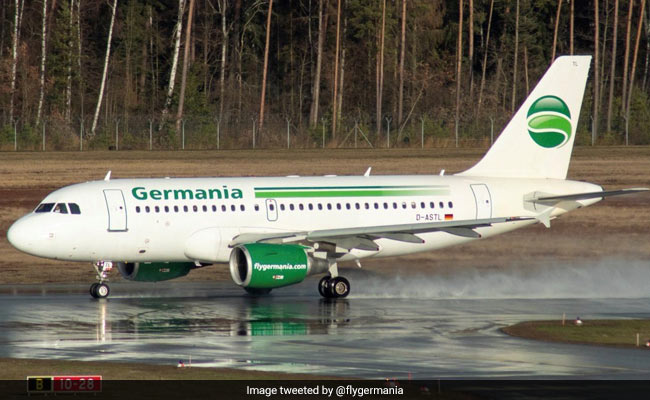 German Airline Files For Bankruptcy, Cancels All Flights