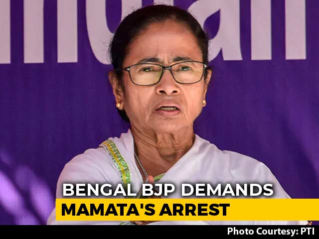 Video : Retired Senior Kolkata Cop Blames Mamata Banerjee In 'Suicide Note'