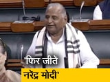 Video : मेरी कामना है कि नरेंद्र मोदी फिर बनें देश के पीएम : मुलायम सिंह