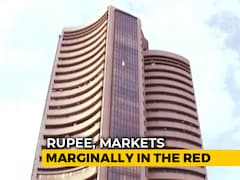 Video: Sensex Dips Over 90 Points, Nifty Near 10,760
