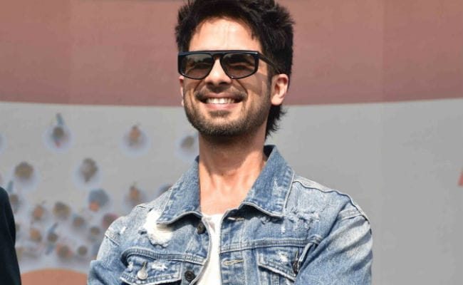 'I Have Always Found Success In Choices That Weren't Safe,' Says Shahid Kapoor
