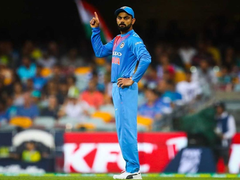 Virat Kohli Foresees Series Against Australia As Extended Preparation For World Cup 2019