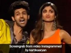 Kartik Aaryan Reminds Shilpa Shetty Of 'Younger Akshay Kumar.' Her Words
