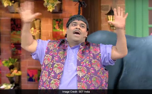 कपिल शर्मा के शो पर बच्चा यादव का धांसू लॉजिक, इस वजह से क्रिकेट खेलने लगे फिल्मी स्टार्स - देखें Video