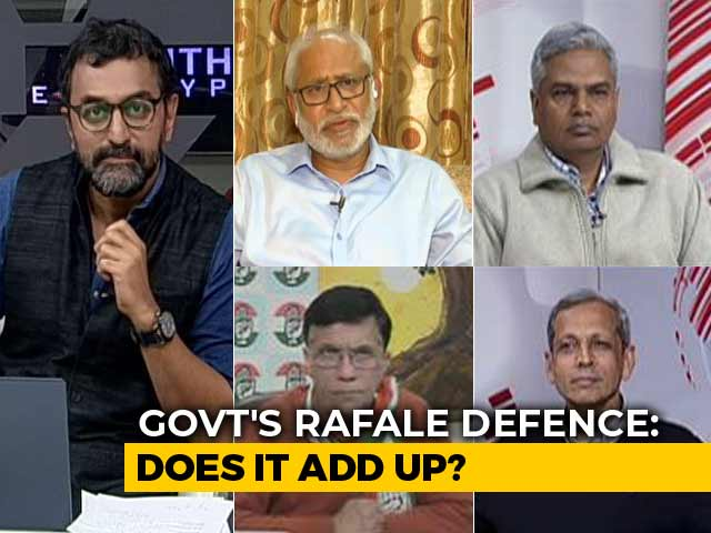 Video : Truth vs Hype: The 'Rafale' Insider