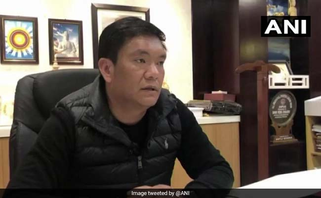 Congress Gifted Deep-Rooted Corruption To Arunachal Pradesh: Pema Khandu