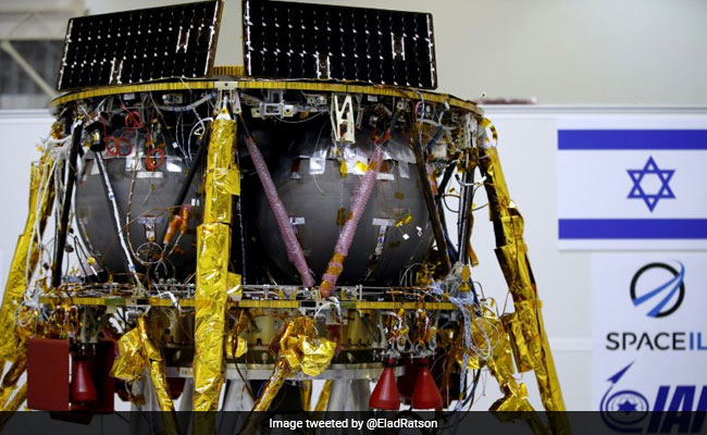 First Israeli Spacecraft, Beresheet, To Launch Moon Mission This Week