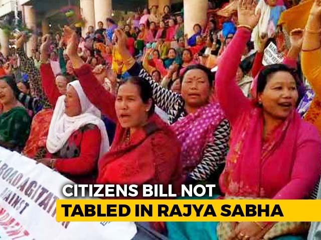 "Video : ""We Win"": Northeast Rejoices As Citizenship Amendment Bill Goes Off Rails"