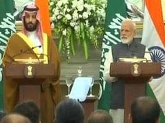 भारत-सऊदी अरब के बीच 5 समझौते, हज कोटा बढ़ा, मो. बिन सलमान बोले- आतंक के खिलाफ हर कदम पर सहयोग करेंगे