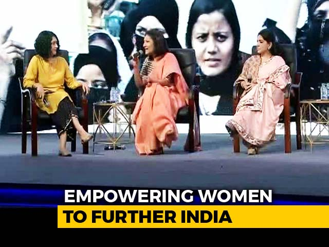 Video : Empowering Women To Further India