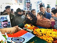"""You Loved Nation More"": Wife Of Army Major In Farewell Message"