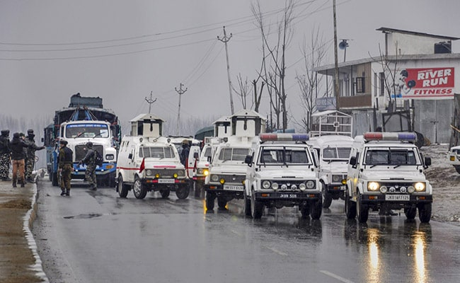 'Won't Forget Their Martyrdom': PM Honours Soldiers Who Died In Pulwama