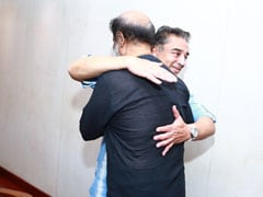 Rajinikanth Meets Kamal Haasan, Invites Him To Daughter's Wedding