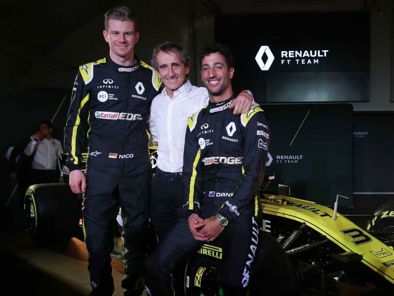 Renault Launch 2019 Car Intent On Reeling In F1 Big Three