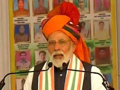 PM Narendra Modi's Speech At Rally In Rajasthan's Churu: Highlights
