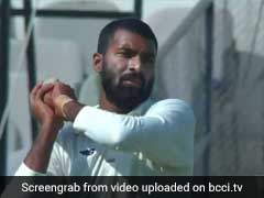 Cricketer Who Can Bowl With Both Hands Captures Limelight