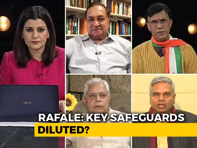 Video : More Explosive Rafale Revelations: Anti-Corruption Clauses Waived