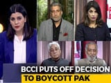 Video : Should India Stop Playing Cricket With Pakistan?