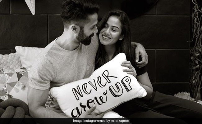 Mira Rajput Was Just 16 When She Met Shahid Kapoor For The First Time