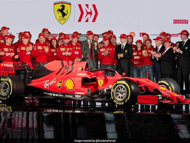 F1: Ferrari Launch New SF90 Looking To End F1 Title Drought